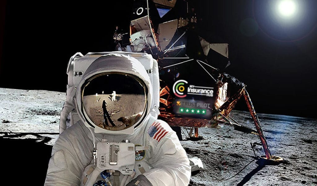 Image Life Insurance In Space